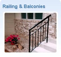 Railing & Balconies